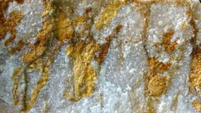 Texturen på stenen är färgrik arkivbilder