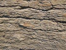 Texturen van de rots Stock Afbeelding