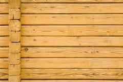 Texturen van logboeken Royalty-vrije Stock Foto