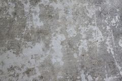 Texturen van oude cementvloer met barsten royalty-vrije stock foto