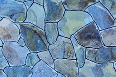 Texturensteen op een lichte achtergrond Royalty-vrije Stock Afbeelding