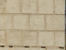Texturer av byggnadsmaterial i ett stads- royaltyfri foto