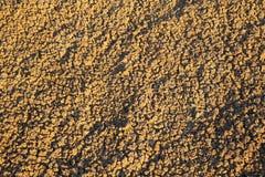 Texturer av erosion i Badlands nationalpark, South Dakota arkivfoto