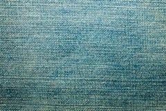 Texturer av jeans Fotografering för Bildbyråer