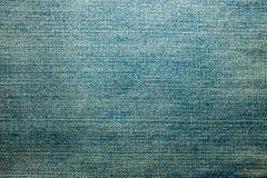 Texturer av jeans Royaltyfri Fotografi