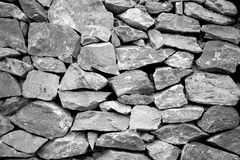 Texturer för bakgrund för Grungeväggsten, vaggar bakgrund Arkivbild