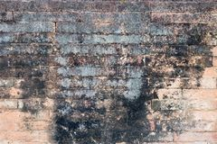 Texturer för bakgrund för sten för tegelstenvägg royaltyfri foto