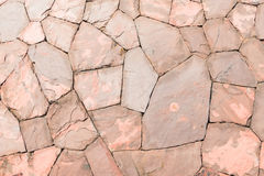 Texturer för stenvägg Royaltyfria Foton