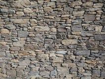 Texturer för stenvägg Royaltyfria Bilder