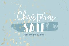 Texturer för vinter för vektor för julgrankottemålning royaltyfria foton