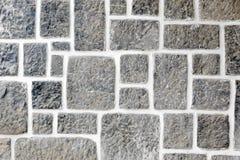 Texturer på en granitvägg Royaltyfria Foton