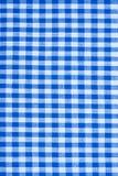 Texturera av blåttsilkespapper i cellen som scrapbooking Royaltyfria Foton