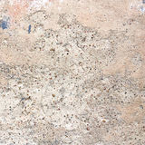 Texturera av den gammala beige väggen Fotografering för Bildbyråer