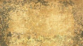 Gammalt bokomslag texturerar Royaltyfri Bild