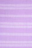 Texturera av det randiga linnet som scrapbooking Fotografering för Bildbyråer