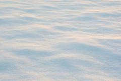 Texturera av snow arkivbilder