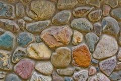 Texturera av stenarna Royaltyfri Bild