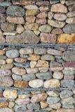 Texturera av stenarna Arkivbild