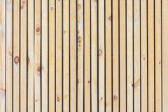 Texturera av träbakgrund Abstrakt dekorativ ekologisk omålad ljus wood bakgrund, vertikal modell som är naturlig Royaltyfria Foton