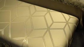 Texturera av tyget Hem- textil