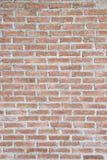 Texturera bakgrund för väggen för röda tegelstenar av gammal tappning Royaltyfria Foton