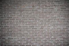 Texturera bakgrund för väggen för röda tegelstenar av gammal tappning Fotografering för Bildbyråer