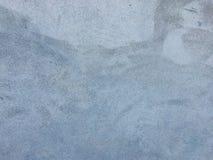 Texturera bakgrund som den gråa nya väggen med framsidakonst Royaltyfri Fotografi
