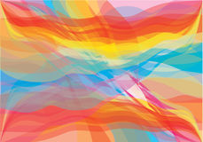 Färgrikt texturera Arkivfoto