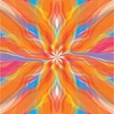 Färgrik tryckbakgrund Royaltyfri Bild