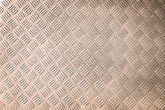 Texturera sseamless konvexa stålmodeller gångbana, silver eller grå bakgrund arkivfoto