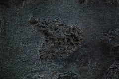 Texturerad abstrakt svartvit bakgrund Arkivfoto