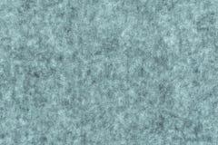 Texturerad bakgrund av blek turkosfärg för mjukt tyg Royaltyfria Bilder