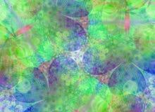 texturerad blå green för bakgrund Fotografering för Bildbyråer