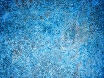texturerad blå yttersida blank kanfas Fotografering för Bildbyråer