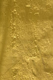 Texturerad gul vägg Java Arkivbilder