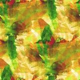 Texturerad guling för prydnad för palettbild sömlös, stock illustrationer