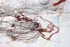Texturerad marmor Royaltyfria Bilder