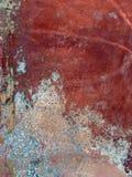 texturerad metallorrosion Royaltyfria Bilder