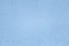 Texturerad pappers- bakgrund med blåa yttersidaeffekter Royaltyfri Foto