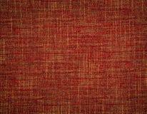 Texturerad röd bakgrund Royaltyfri Foto