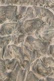 texturerad sand arkivfoton