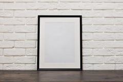 Texturerad vägg av vit tegelsten Bakgrund textur Fotografering för Bildbyråer