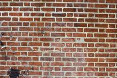 texturerad vägg för bakgrund tegelsten Royaltyfria Foton