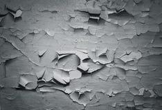 Texturerad vägg för grå färg grunge Royaltyfria Bilder