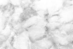 Texturerade hög upplösning för abstrakt naturlig för marmor svartvit för grå vit för marmor bakgrund för textur/av marmorgolvet Arkivbild