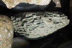 Texturerade havsstenar Royaltyfria Foton