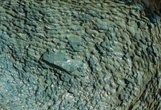 Texturerade havsstenar Arkivfoton