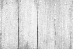 Texturerar den vita wood tabellen för tappningyttersida och lantligt korn backgr Royaltyfria Bilder