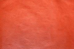 Texturerat apelsinpapper Royaltyfri Fotografi