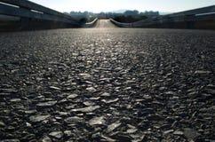 texturerat dramatiskt för asfalt Royaltyfria Bilder